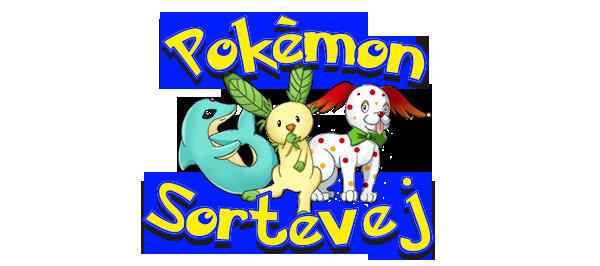 Pokemon Sortevej